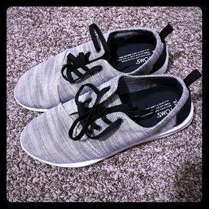 Men's Grey Toms